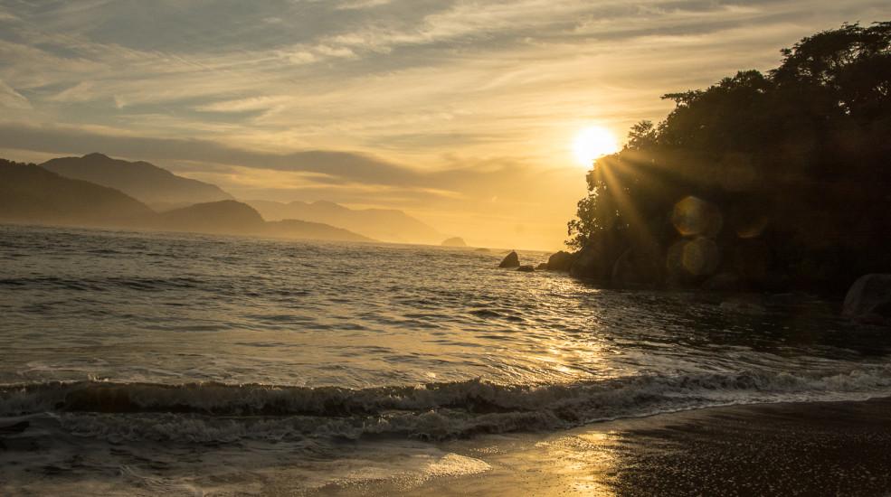 Praia dos Rancho - Trindade RJ